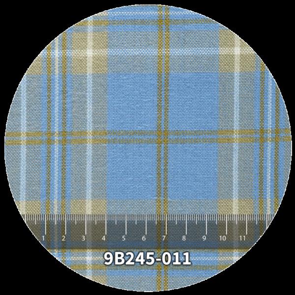Tela escocés escolar modelo 9B245-011